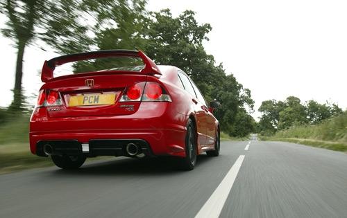 Тест-драйв Honda Civic Mugen RR
