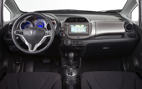Тест-драйв 2009 Honda Fit Sport (Jazz)