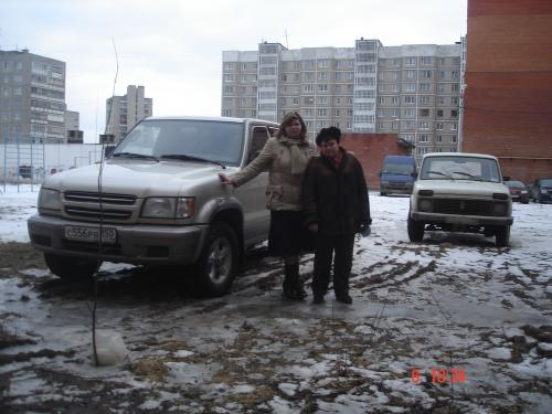 Отзыв о Isuzu Trooper