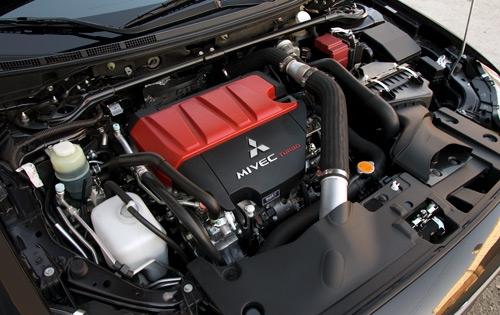 Долгосрочный Тест-драйв: 2008 Mitsubishi Lancer Evolution X MR