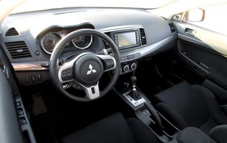 Тест-драйв: Mitsubishi Lancer Ralliart 2009