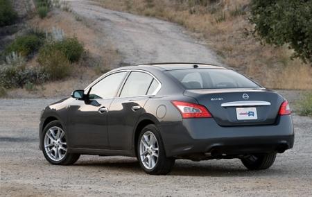 Полный тест-драйв: Nissan Maxima 3.5 SV 2009