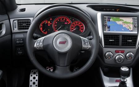 Долгосрочный тест-драйв: Subaru Impreza WRX STI 2008