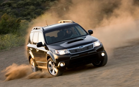 Полный тест: Subaru Forester 2.5XT Limited 2009