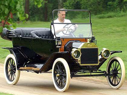 История  создания авто, раритетные автомобили